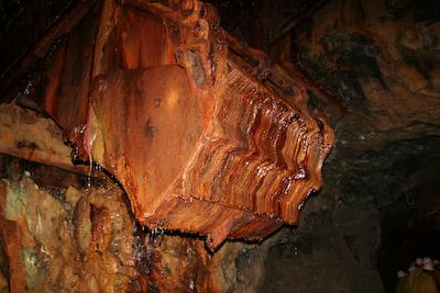 gold mine, Silverton