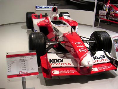 Toyota racecar