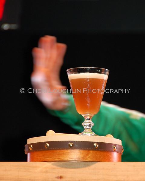 Team Ireland Final Drink