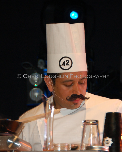 Team France Chef Hats