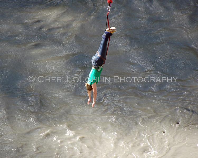Girl Bungie Jumper 2