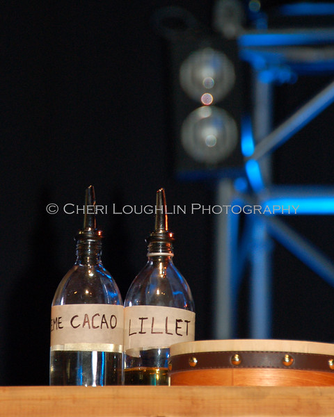 Team Ireland Creme Cacao and Lillet