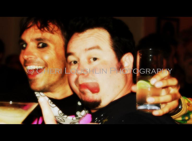 Hayden Lambert and Drinks 1
