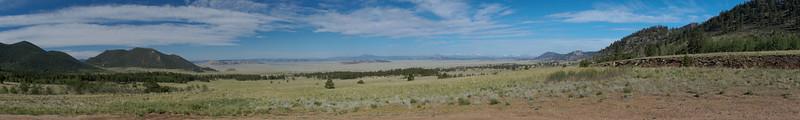 Wilkerson Pass - Panorama