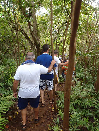 Kawiliwili, Kauai - Discover Jungle Falls by Kayak - Nov 5, 2010