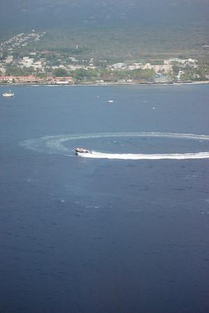 Kona, Hawaii - Kona Ocean Kayak - Nov 3, 2010