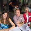 Anne Adams, Marvin & Sue Johnson