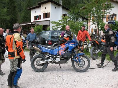 5th European Advrider Rally in the Dolomites - Ela's pics