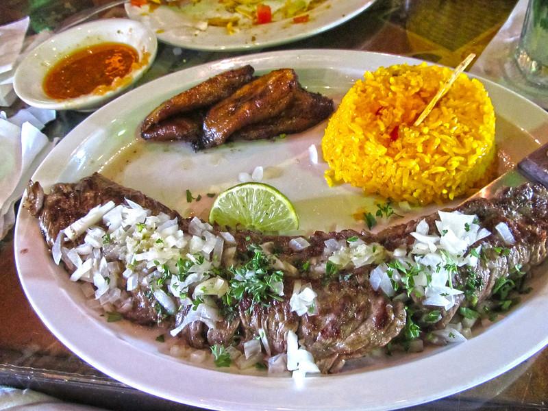Food, Key West, Fl  Copyright Sue Steinbrook June 2012