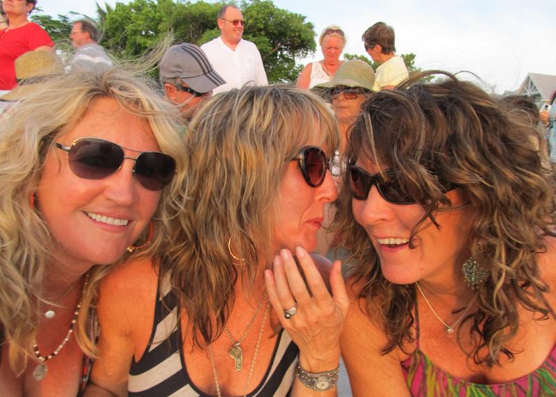 Friends, Key West, Fl  Copyright Sue Steinbrook June 2012