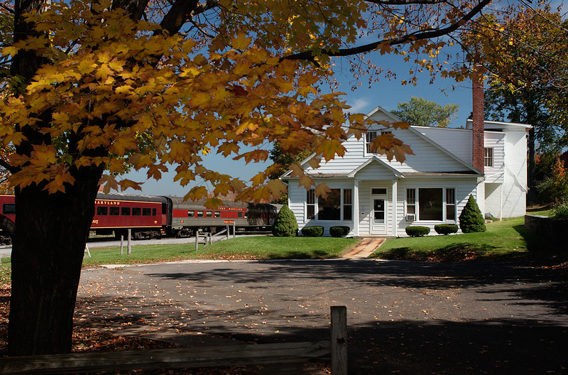 White House at Frostburg