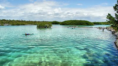 Yal Ku Lagoon - Akumal