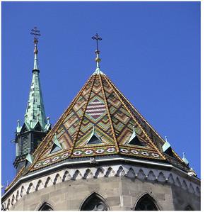 Crown of Matthias Church