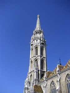 another piece of Matthias Church