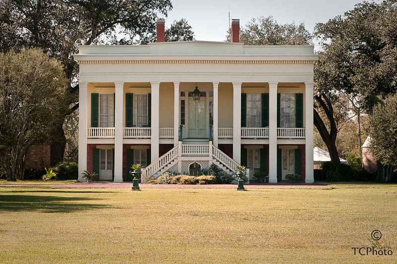 Bocage Plantation of Louisiana