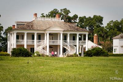 Evergreen Plantation, St John Parish, Louisiana
