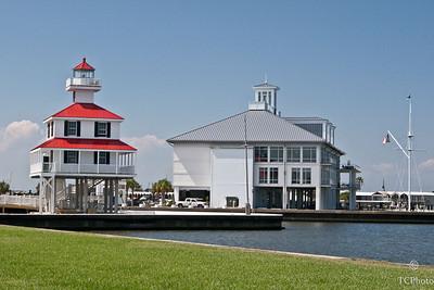 The new Lighthouse opened September 2012