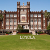 Finally made it back to Loyola University. Although it has grown in size, it is still as beautiful as I remember.