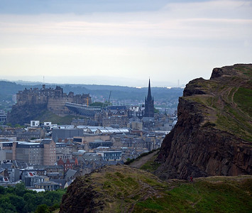Another look around the Salisbury Crags