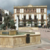 A fountain in Ronda.