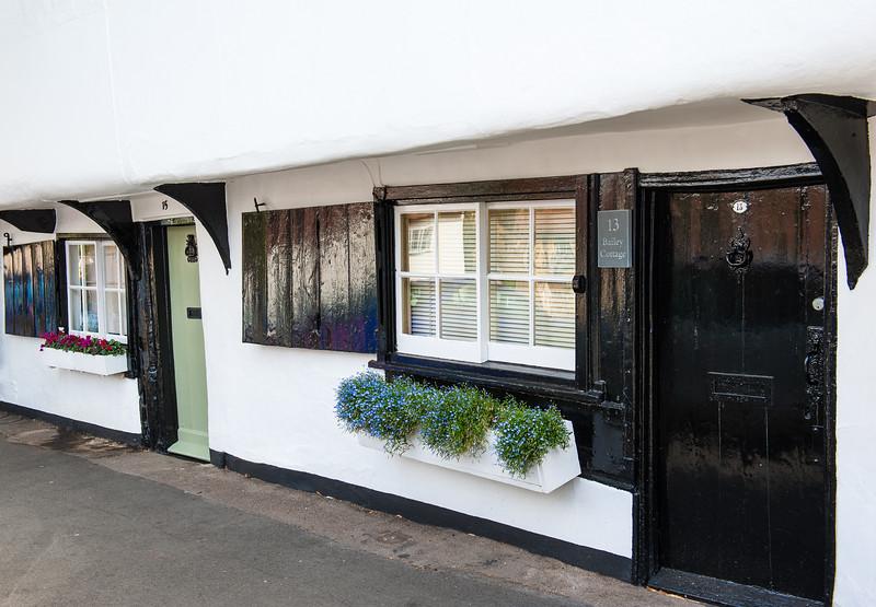 Historic Bailey Cottage Door Number 13