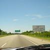 Coming into Oklahoma