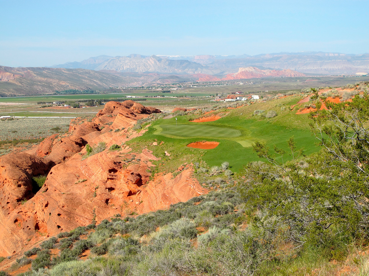 Sand Hollow Resort-Championship Course