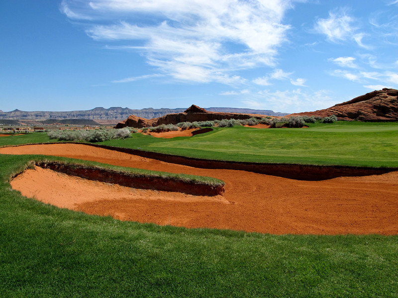 Sand Hollow Resort-Championship Course