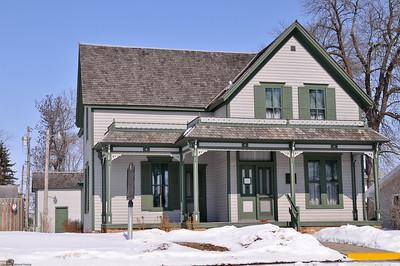 Sinclair Lewis Home Town