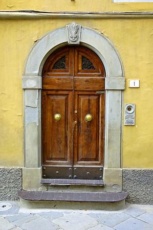 A Study in Doorways