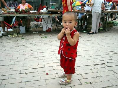 Beijing, July 2002