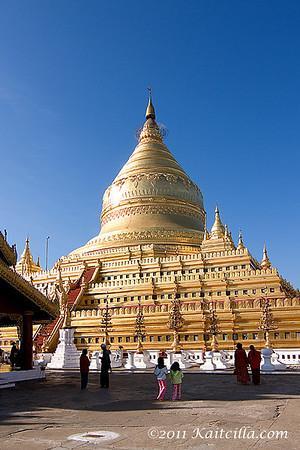 Bagan, Nyaung Oo, Chauk