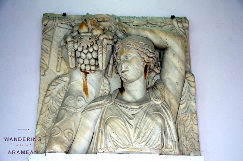 Pretty impressive marble works