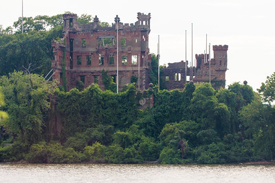 Another piece of Bannerman Castle