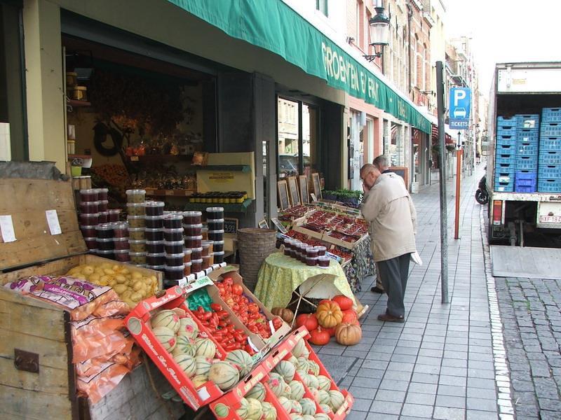 A grocers shop