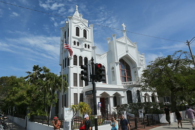 St. Paul's Episcopal Church, Key West, Florida