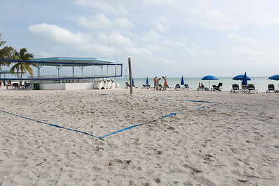 Higgs Beach Volley Ball and Pavilion