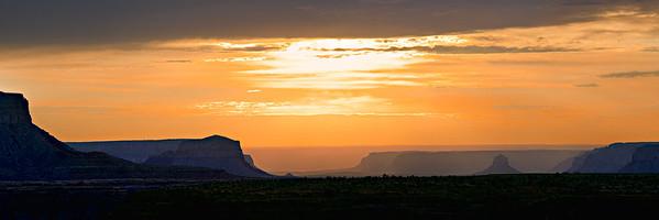 Toroweap at sunrise