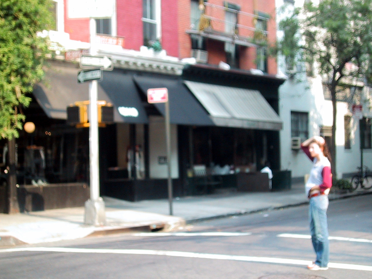 NYC, July 2002