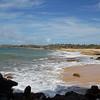 Kepuhi Bay, west end of Moloka`i