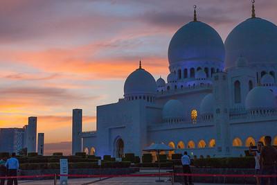 A day in Abu Dhabi