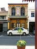 A house across the street from Sri Poyatha Moorthi Temple, Harmony Street.