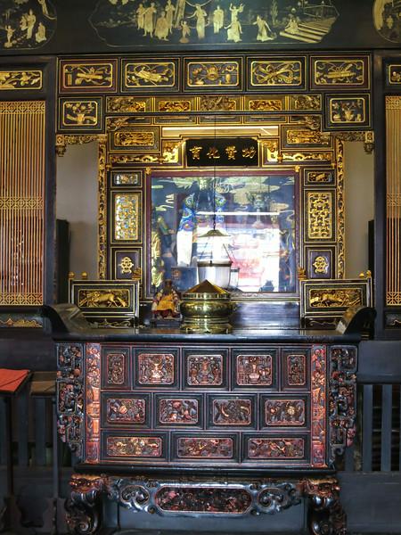 Cheng Hoon Tong Temple