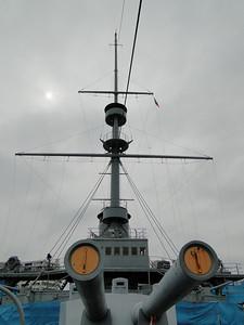 Imperial Japanese Navy battleship HIJMS Mikasa (1900)