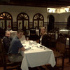 old Spanish style dining.  PS the blonde lady is my deputy.