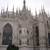 14th Century Cathedral in Milan City Center