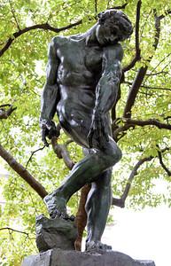 Rodin's The Shade