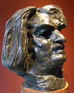 Rodin's Head of Balzac