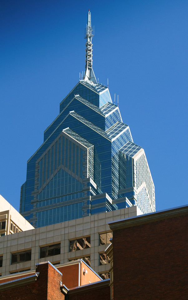 Another view of One Liberty Place