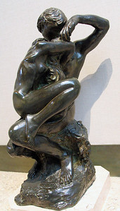 Rodin's Shame and Absolution